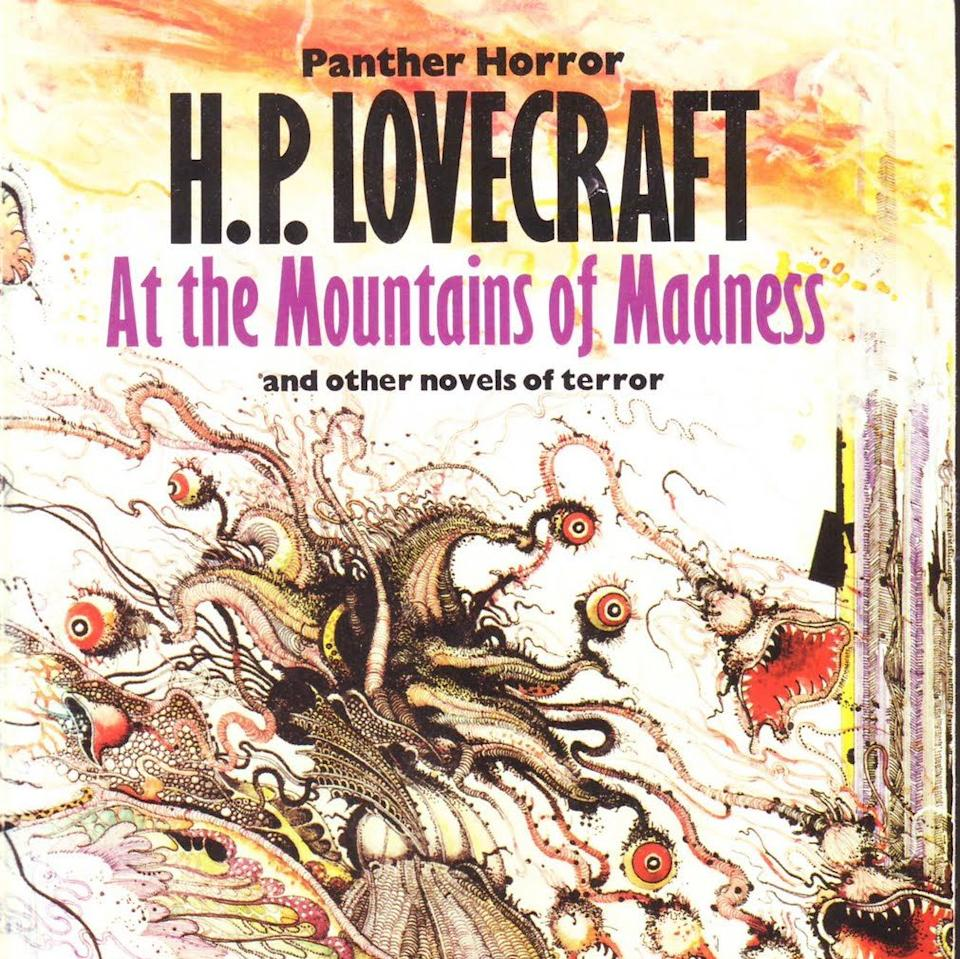 HP Lovecraft's At The Mountain of Madness