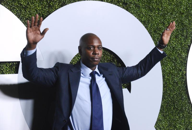 Dave Chappelle Set To Release Stand-Up Acts