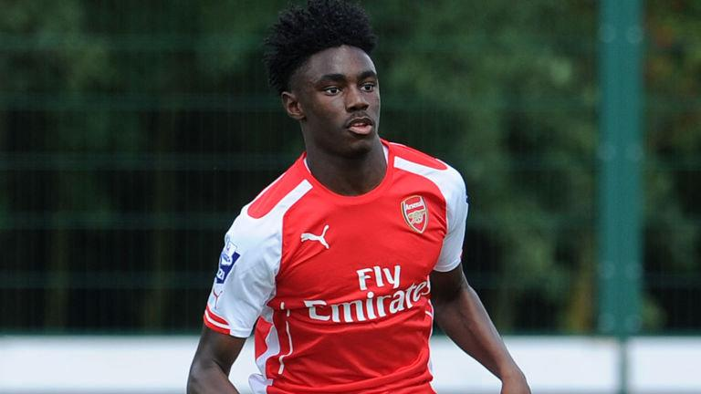 Arsenal defender Stefan O'Connor has loan deal cut short