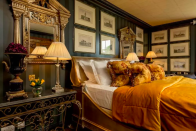 """<p>Although this Georgian mansion is nestled in a quiet, country-house setting, inside it's decor is shamelessly seductive and wildly opulent, swathed in rich velvets that create intimate corners for setting the world to rights into the 'wee hours'. </p><p>The bedrooms at <a href=""""https://go.redirectingat.com?id=127X1599956&url=https%3A%2F%2Fwww.booking.com%2Fhotel%2Fgb%2Fprestonfield-house.en-gb.html%3Faid%3D2070929%26label%3Dromantic-hotels-scotland&sref=https%3A%2F%2Fwww.redonline.co.uk%2Ftravel%2Finspiration%2Fg34727727%2Fromantic-hotels-scotland%2F"""" rel=""""nofollow noopener"""" target=""""_blank"""" data-ylk=""""slk:Prestonfield House"""" class=""""link rapid-noclick-resp"""">Prestonfield House</a> mirror this sultry romance, with lashings of velvet and silk, antiques thoughtfully interwoven with hi-tech modern comforts, while surfaces are scattered with flowers, fruit and candles. </p><p>The Rhubarb Restaurant serves noteworthy Scottish cuisine and traditional afternoon teas, while the terraces, drawing room and gardens are relaxed, beautiful places to unwind. </p><p><a class=""""link rapid-noclick-resp"""" href=""""https://go.redirectingat.com?id=127X1599956&url=https%3A%2F%2Fwww.booking.com%2Fhotel%2Fgb%2Fprestonfield-house.en-gb.html%3Faid%3D2070929%26label%3Dromantic-hotels-scotland&sref=https%3A%2F%2Fwww.redonline.co.uk%2Ftravel%2Finspiration%2Fg34727727%2Fromantic-hotels-scotland%2F"""" rel=""""nofollow noopener"""" target=""""_blank"""" data-ylk=""""slk:CHECK AVAILABILITY"""">CHECK AVAILABILITY</a></p>"""