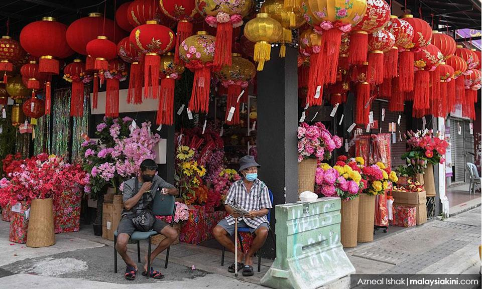 CNY SOPs different from what was discussed - Chinese associations