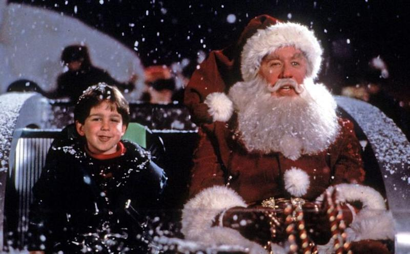 The one where a man inadvertantly kills Santa on Christmas Eve, then finds himself magically recruited to take his place...