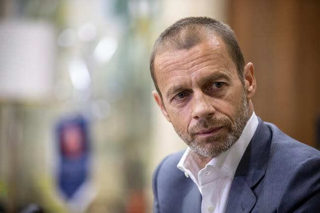 UEFA 'ready to adapt' Euros again if pandemic forces changes