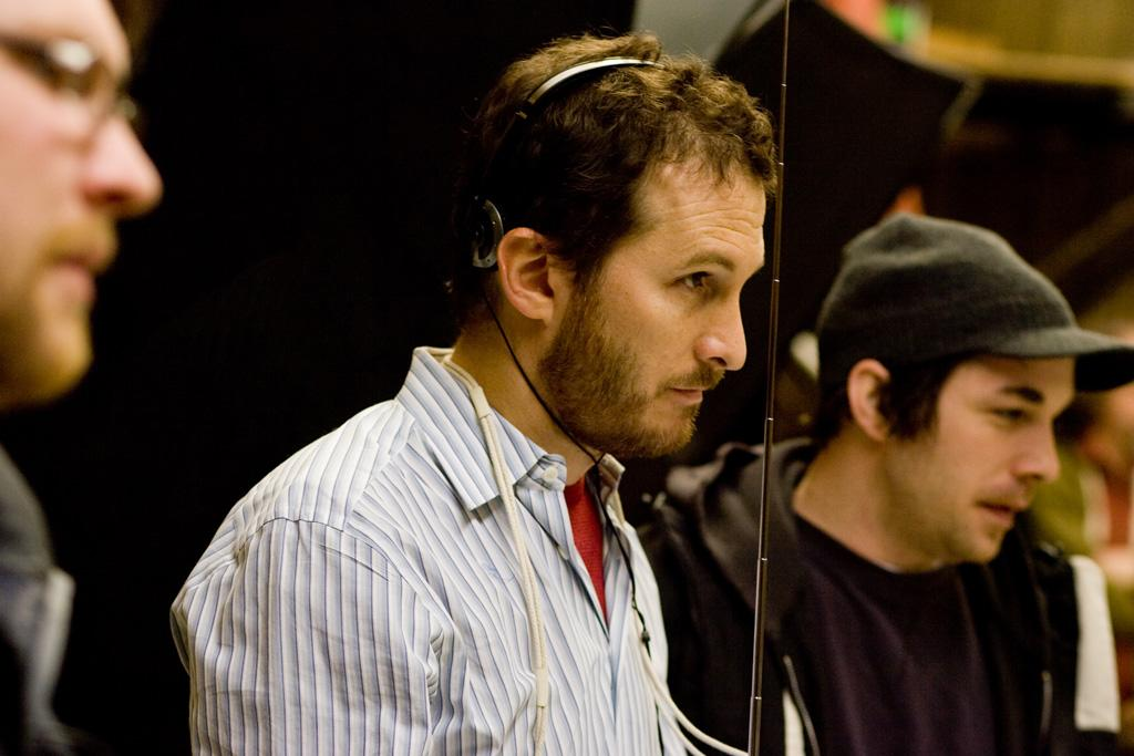 """Director <a href=""""http://movies.yahoo.com/movie/contributor/1800023984"""">Darren Aronofsky</a> on the set of Fox Searchlight's <a href=""""http://movies.yahoo.com/movie/1809994789/info"""">The Wrestler</a> - 2008"""