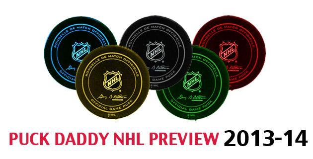 St. Louis Blues, 2013-14 (Puck Daddy Gold Medal Preview)