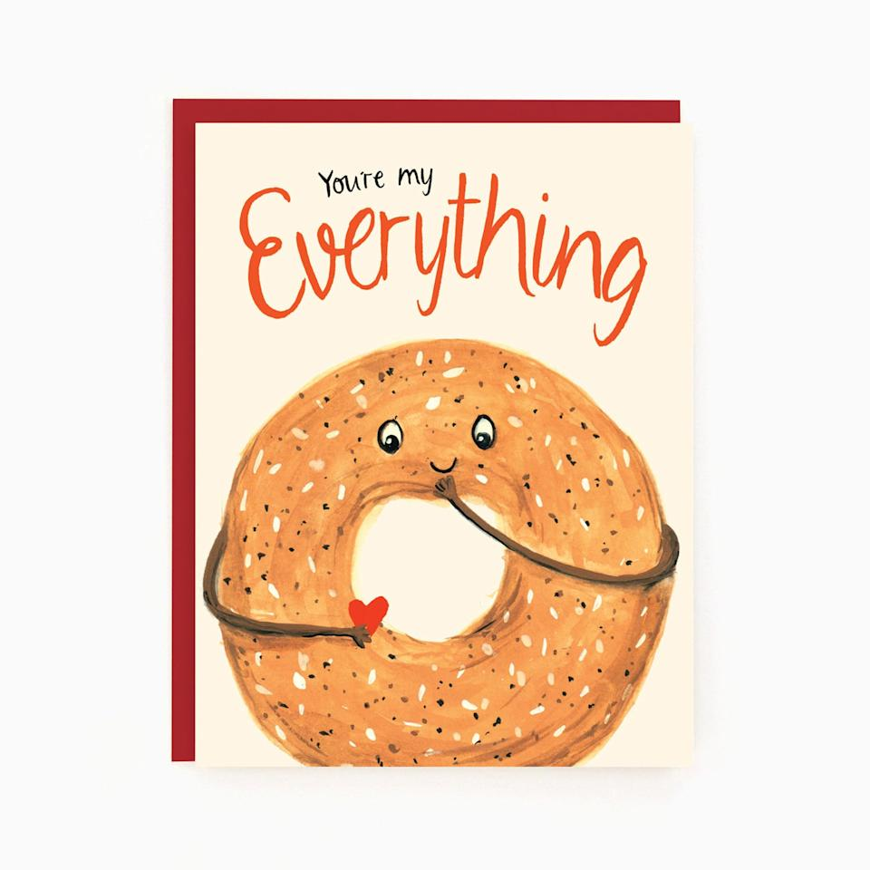 You're My Everything - Greeting Card - Etsy, $8