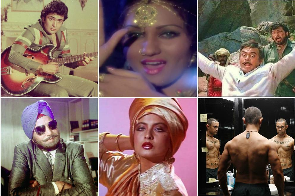 Avenging angels, reincarnated heroes, and ghosts seeking retribution – Hindi cinema's best vengeance stories have these and some more.