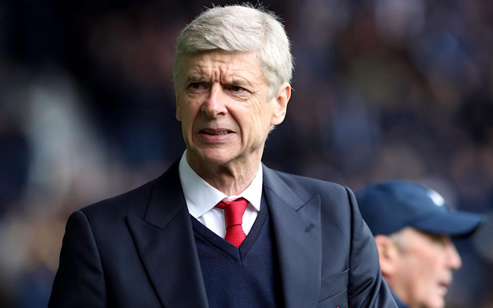 Wenger -Arsenal gambling on Arsene Wenger 'reinventing' himself does not look a safe bet - Credit: PA