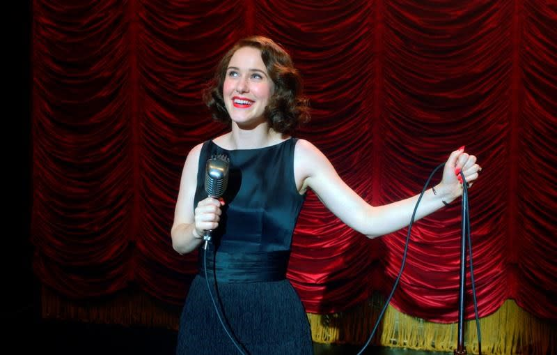 'The Marvelous Mrs. Maisel' cast adjusts to the limelight