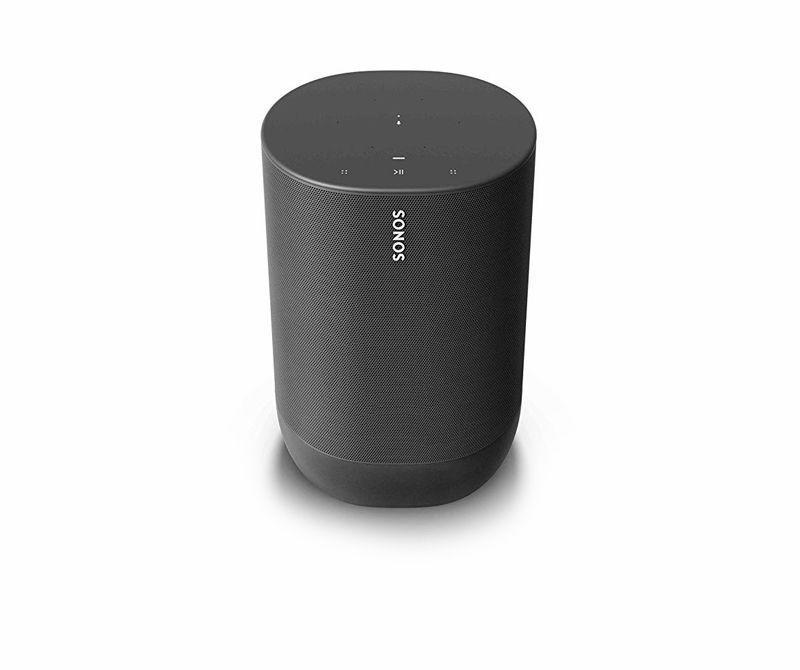 """<p><strong>Sonos</strong></p><p>amazon.com</p><p><strong>$399.00</strong></p><p><a href=""""https://www.amazon.com/dp/B07W95RBZM?tag=syn-yahoo-20&ascsubtag=%5Bartid%7C10060.g.24445809%5Bsrc%7Cyahoo-us"""" rel=""""nofollow noopener"""" target=""""_blank"""" data-ylk=""""slk:Shop Now"""" class=""""link rapid-noclick-resp"""">Shop Now</a></p><p>Sonos brings its renowned sound to its first portable bluetooth speaker. A built-in handle makes it easy to carry, but at more than 6 pounds, it's best for bringing it to outdoor living spaces—the patio, deck, or garage. It's got an IP56 rating, so should survive rain, dust, dirt, and other bad stuff. Sound is impressively deep and rich. It connects through Wi-Fi to Alexa, Siri, and other assistants, so you can control it through your phone, an Echo, Apple's Airplay 2, or directly from a mic on the speaker. There's also bluetooth connectivity, which is handy if you use it away from home. And when you are at home, just set it on the simple charging base to power up without having to plug it in. </p>"""