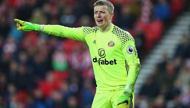 <p><strong>Number of saves this season: 84</strong></p> <br><p>Undoubtedly one of the breakthrough stars in the Premier League this season, Jordan Pickford is unlikely to be at Sunderland next year if the Black Cats drop down to the Championship. </p> <br><p>The young English stopper has been in outstanding form, keeping Vito Mannone out of the side, and raising his potential to atmospheric heights.</p>