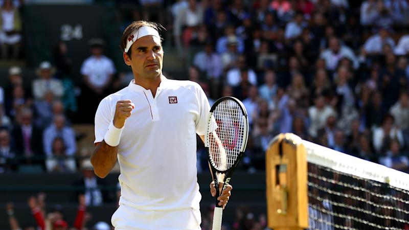 11637ccc85834e Wimbledon 2019: Roger Federer seeded over Rafael Nadal in controversial move