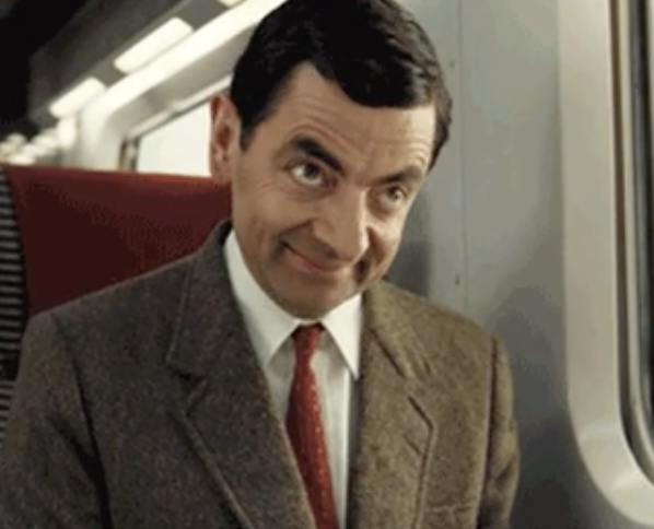 """Atkinson in """"Mr. Bean's Holiday"""""""