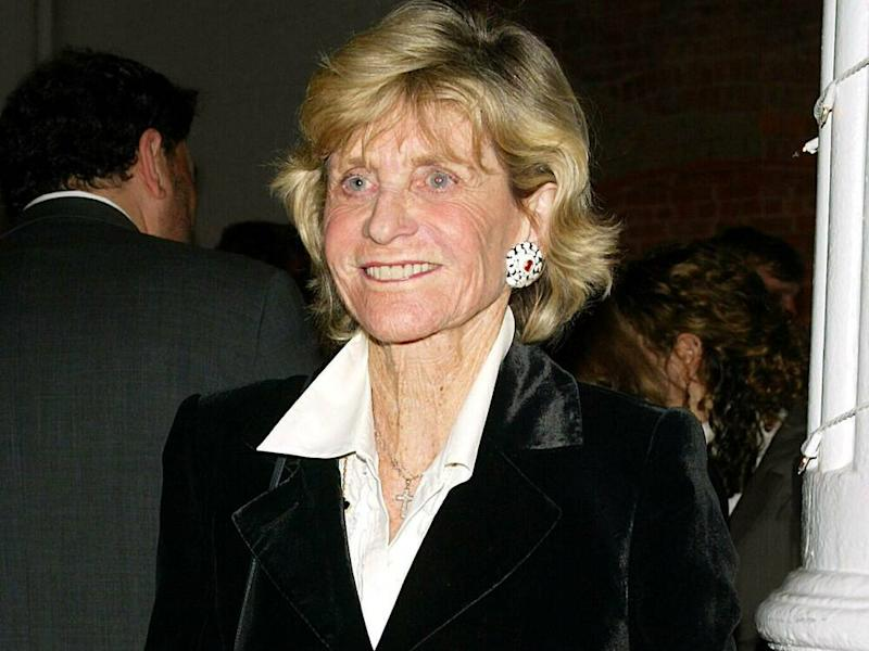 Diplomatin Jean Kennedy Smith wurde 92 Jahre alt. (Bild: imago images / UPI Photo)