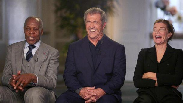 VIDEO: 'Lethal Weapon' cast reunites for 30th anniversary of the classic buddy cop film (ABCNews.com)