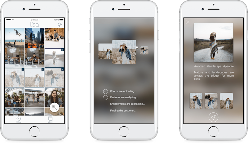 Four new apps that want to show you there's life beyond