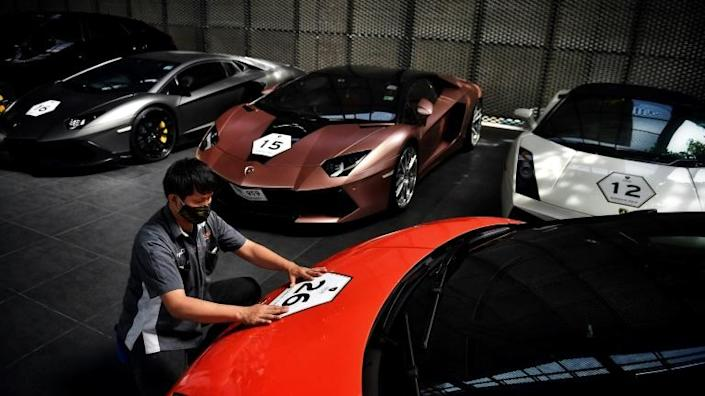 Thailand's billionaires appear immunite to the economy devastation unleashed by the coronavirus, splurging on everything from supercars to extravagant parties