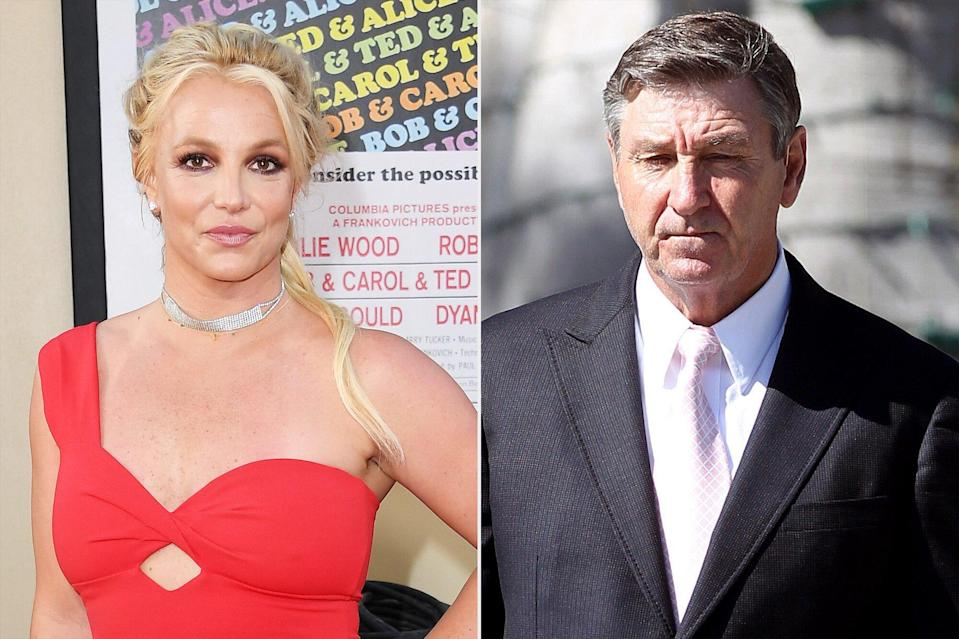 Britney Spears Feels Dad Jamie Doesn't 'Respect Her Wishes' in Conservatorship Situation: Source