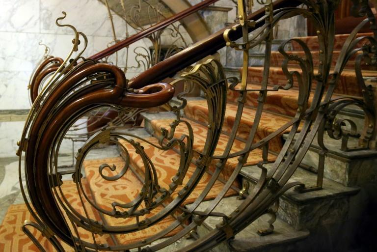 At the end of the 19th century, Art Nouveau revolutionised architecture