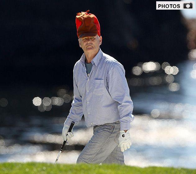 PICS: Bill Murray's Most Epic Golf Outfits