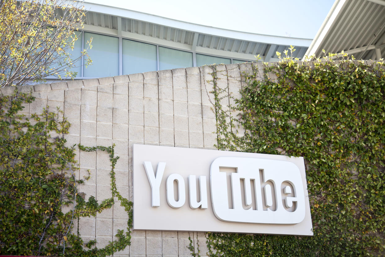 Children have allegedly been contacted on YouTube (Getty)