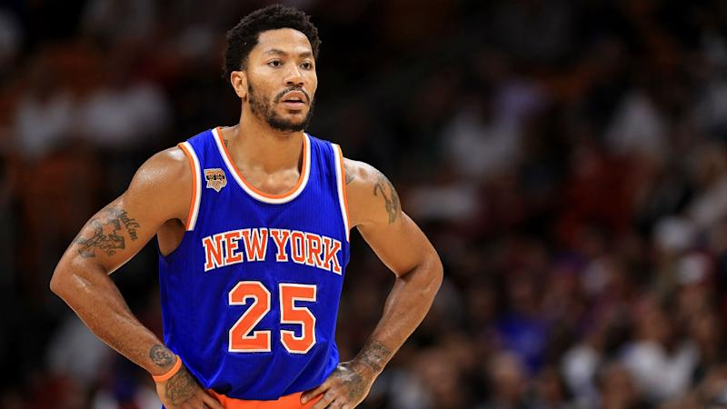 NBA free agency: Would Derrick Rose take pay cut to re-sign with Knicks?