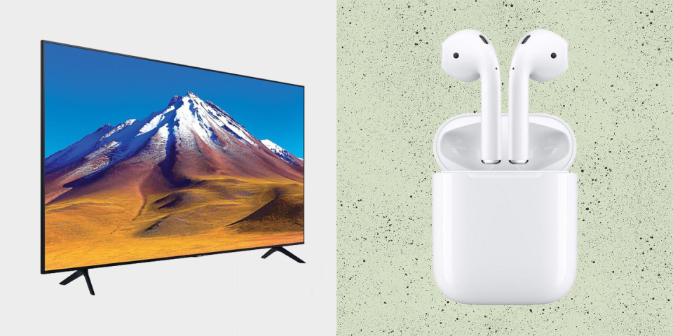 61 Of The Best Early Black Friday Tech Deals Including Smartwatches Headphones And Tvs