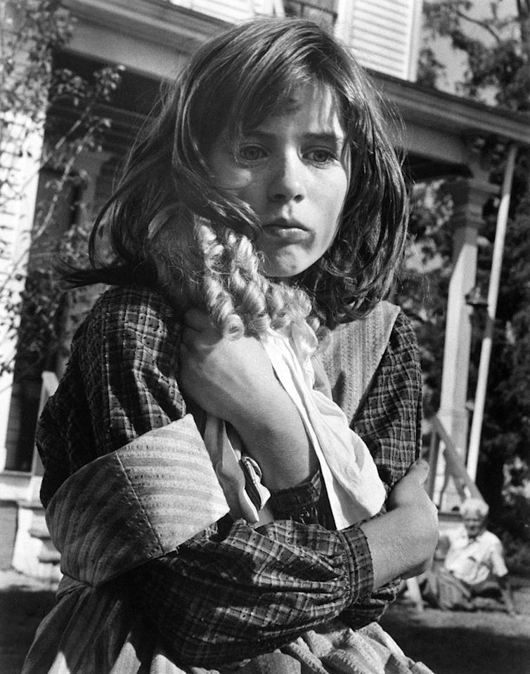 "Patty Duke - Age 16 (winner) ""The Miracle Worker"" (1962)"