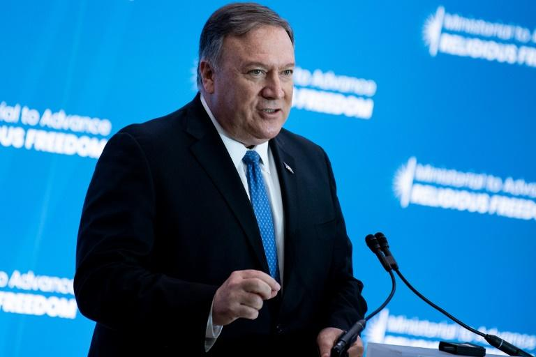 US Secretary of State Mike Pompeo will visit four countries on a tour of Latin America