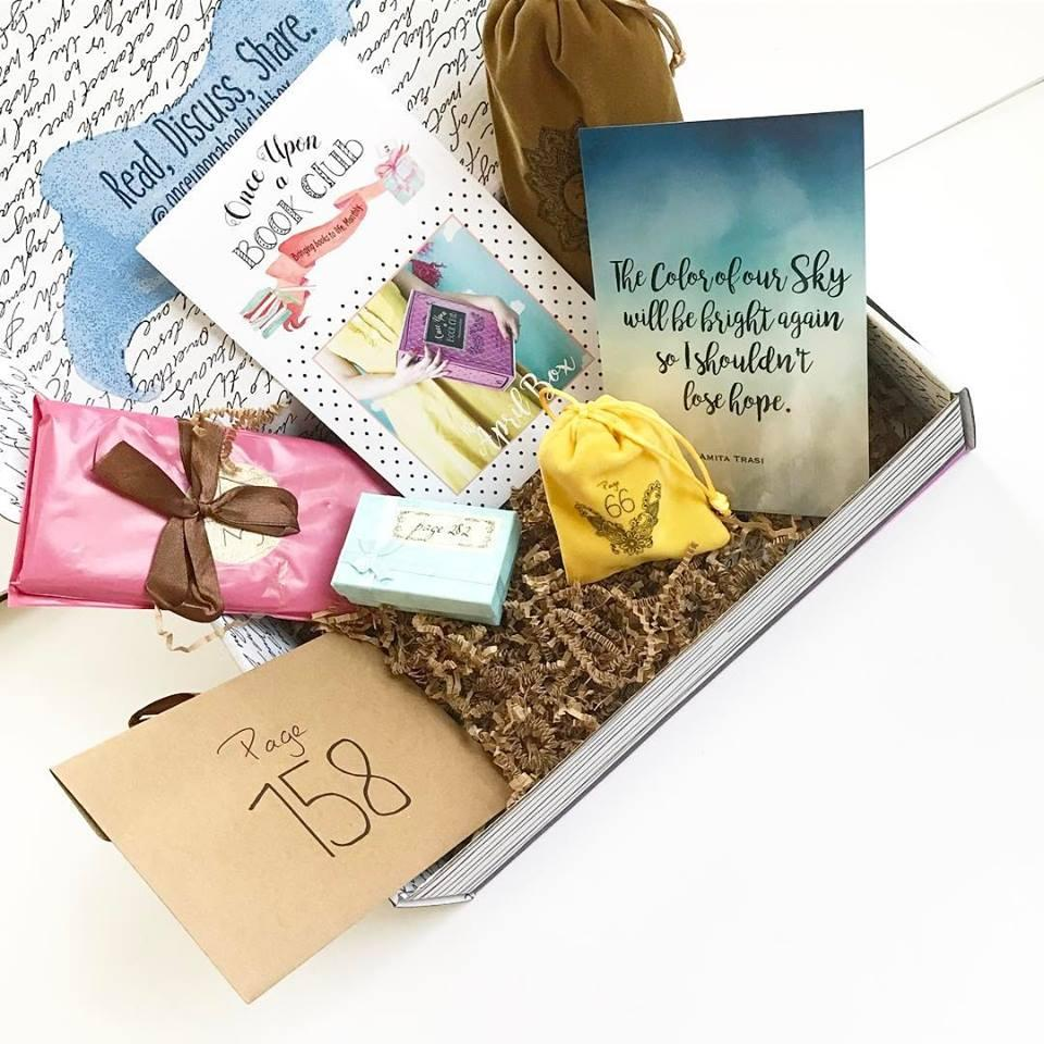 """<p><a rel=""""nofollow"""" href=""""http://cratejoy.evyy.net/c/249354/277724/4453?subId1=instyleRCmothersdayboxes&u=https%3A%2F%2Fwww.cratejoy.com%2Fsubscription-box%2Fonce-upon-a-book-club%2F"""">Once Upon a Book Club</a> is the perfect monthly subscription service for the mom who always has her nose in a book. The box provides a unique reading experience by sending a newly released book in the fiction category with 2-4 gifts to match a quote or item mentioned in the book. When they get to the page that corresponds with one of the numbers on the gifts, they can open the gift to """"bring the story to life."""" Your mom will look forward to the box each month!</p>"""