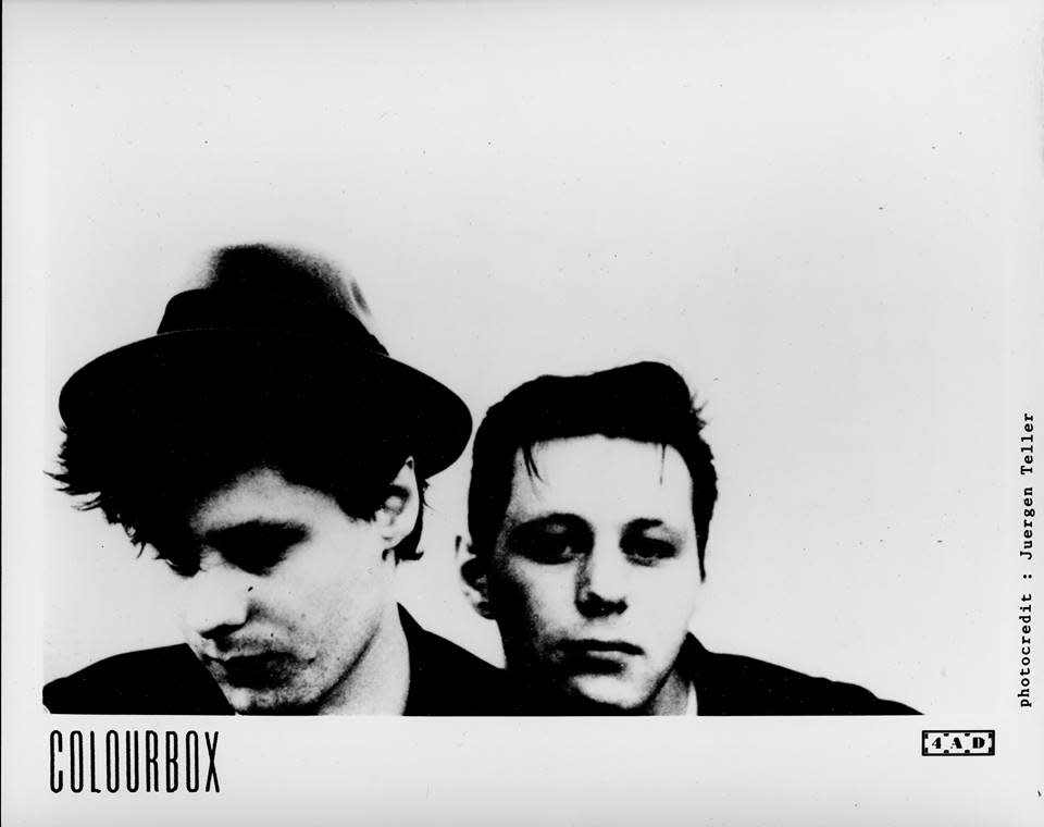"""On July 14, it was announced on 4AD Records' Facebook page that Steven Young, of the U.K. synthpop group Colourbox and M/A/R/R/S (""""Pump Up the Volume"""") had passed away. The cause of death was not revealed. (Photo: 4AD/Facebook)"""