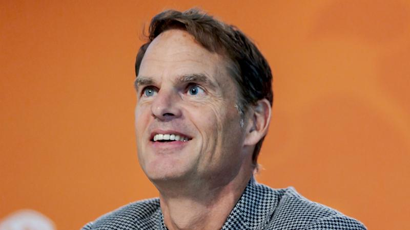 New Netherlands coach De Boer: This team is more talented than 2010 World Cup finalists