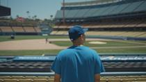 """<p>An innocent man was accused of murder and in order to prove he's not guilty, his alibi became thousands of baseball fans at the LA dodgers stadium, the office of entertainer <a class=""""link rapid-noclick-resp"""" href=""""https://www.popsugar.com/latest/Larry-David"""" rel=""""nofollow noopener"""" target=""""_blank"""" data-ylk=""""slk:Larry David"""">Larry David</a>, and a cell phone tower. </p> <p>Watch <a href=""""http://www.netflix.com/title/80182115"""" class=""""link rapid-noclick-resp"""" rel=""""nofollow noopener"""" target=""""_blank"""" data-ylk=""""slk:Long Shot""""><strong>Long Shot</strong></a> on Netflix now.</p>"""