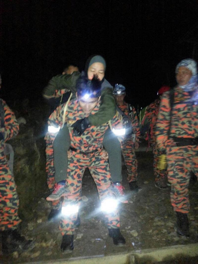 Damage assessment to Mount Kinabalu ongoing following earthquake