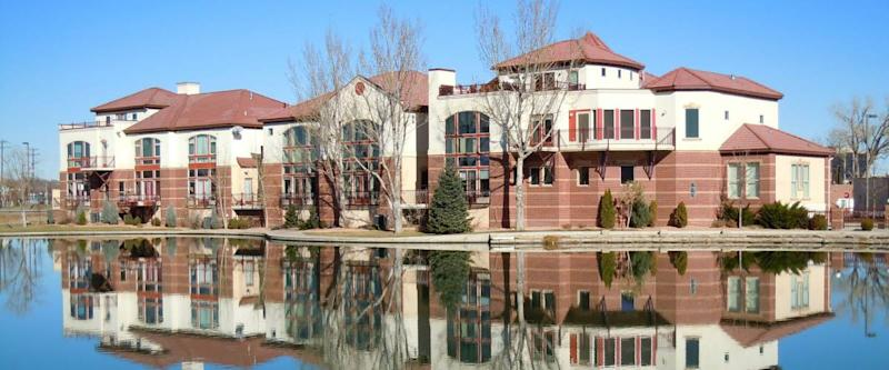 Mirrored Condo, Pueblo, Colorado