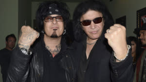 Gene Simmons' Depression and Suicide Comments Anger Nikki Sixx