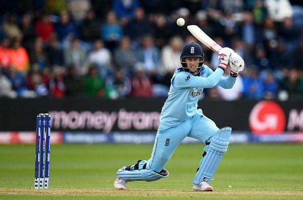 Joe Root has started off the World Cup in fine fashion
