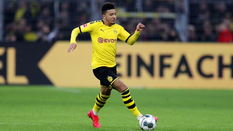 Rumour Has It: Man Utd confident of signing Sancho if they qualify for Champions League