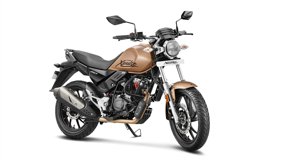 2021 Hero Xpulse 200T launched; priced at Rs. 1.13 lakh