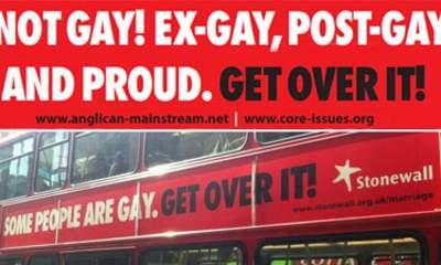 Gay Advert Ban On London Buses 'Not Illegal'