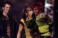 <p>2001 was truly a great year for the Super Bowl halftime show. Not only did we get this picture of JC Chasez...</p>