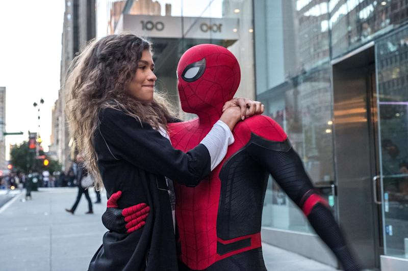 a6c24414e Spider-Man: Far From Home director breaks down the biggest twists ...