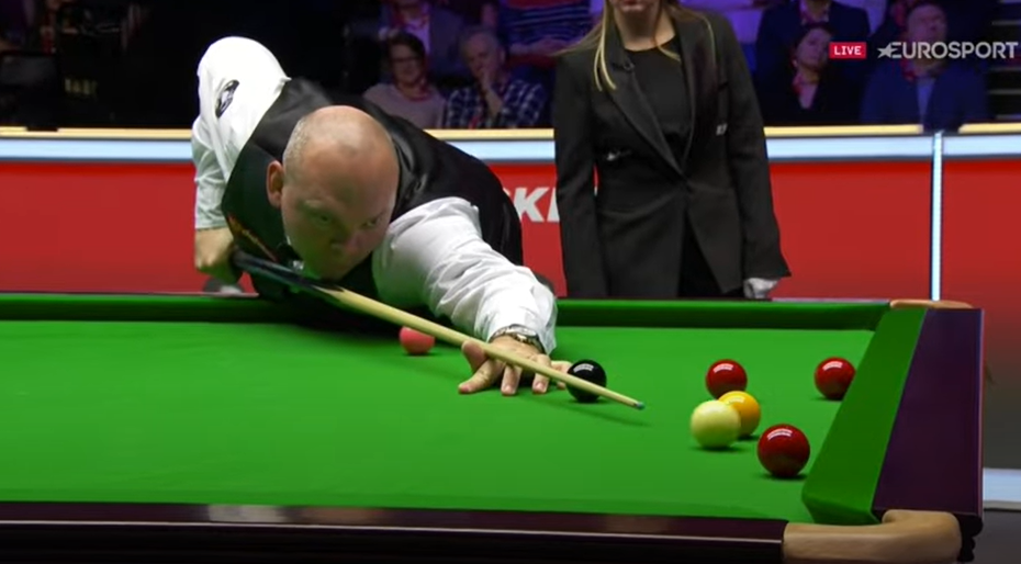 Bingham struck a second maximum break in the space of two months against Thepchaiya Un-Nooh - the eighth of his glittering career