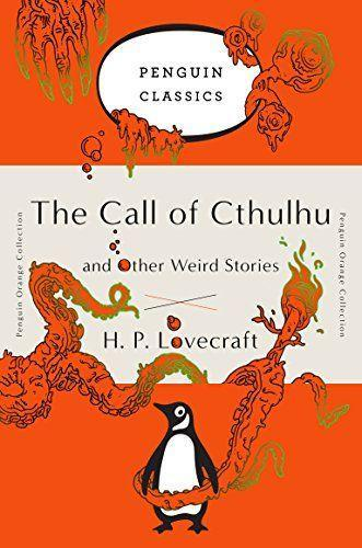 """<p><strong>H.P. Lovecraft</strong></p><p>amazon.com</p><p><strong>$18.00</strong></p><p><a href=""""https://www.amazon.com/dp/0143129457?tag=syn-yahoo-20&ascsubtag=%5Bartid%7C10055.g.37066383%5Bsrc%7Cyahoo-us"""" rel=""""nofollow noopener"""" target=""""_blank"""" data-ylk=""""slk:Shop Now"""" class=""""link rapid-noclick-resp"""">Shop Now</a></p><p>Lovecraft is so popular, his name has become an adjective in the horror realm. Find out why in this reissued collection of his weird, wonderful and mysterious mythology that trades in both strange creatures and science. </p>"""