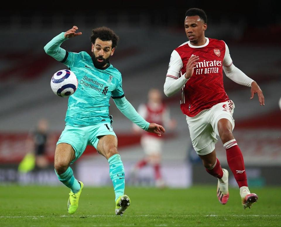 <p>Liverpool and Arsenal are two of six English teams involved in plans for a European Super League</p> (Getty Images)