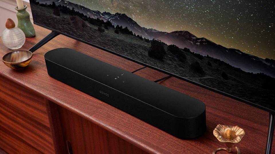 You can pre-order the new Sonos Beam for $449
