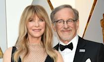 <p>When Capshaw was cast as Willie <em>Indiana Jones: The Temple of Doom</em>, Spielberg was still married to his first wife Amy Irving. They still grew close on the set and after the director divorced Irving in 1989 (and paid out a whopping $100 million settlement), she converted to Judaism and married him two years later. The couple has been together ever since. </p>