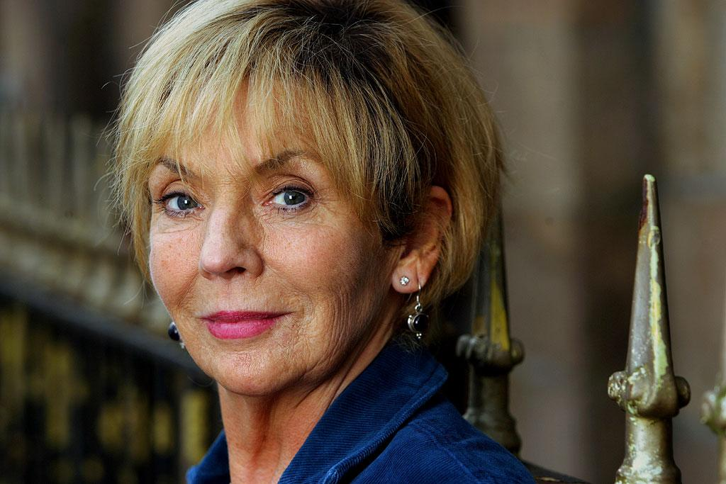 Sue Johnston plays Sal, a widow and the former nurse of the community, in Clatterford.