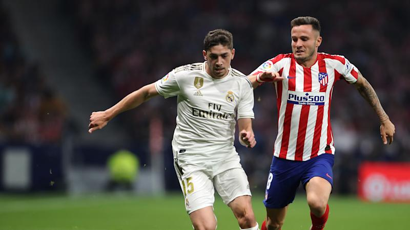 Zidane 'delighted' as young Real Madrid midfielder Valverde stakes his claim for a starting spot