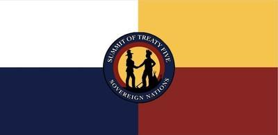 Summit of Treaty Five Sovereign Nations (CNW Group/TFAO Inc.)